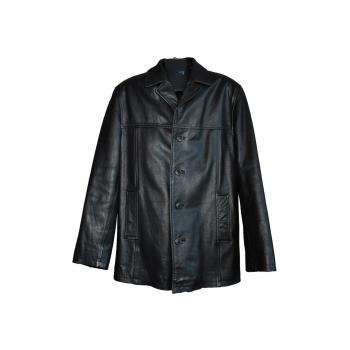Куртка кожаная мужская черная MATINEE, M