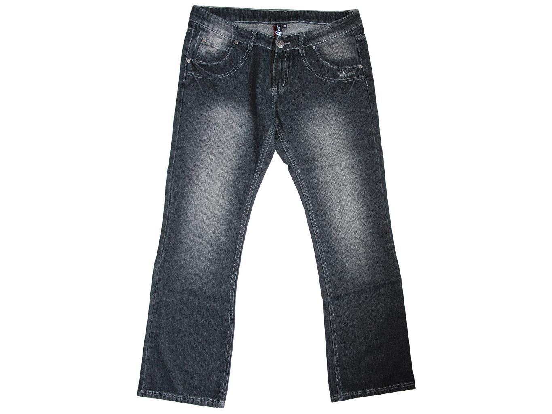 Женские серые джинсы RICCI