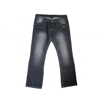 Женские прямые серые джинсы RICCI, L