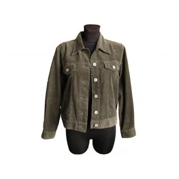 Женская зеленая вельветовая куртка ANDREW&COMPANY, L