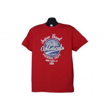 Красная мужская футболка BLACK BOX