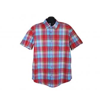 Рубашка мужская в клетку L.O.G.G. by H&M REGULAR, XL