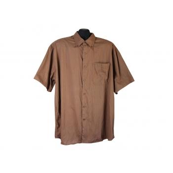 Рубашка мужская коричневая BIAGGINI, 3XL