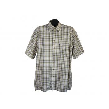 Мужская рубашка в клетку ENGBERS, XL