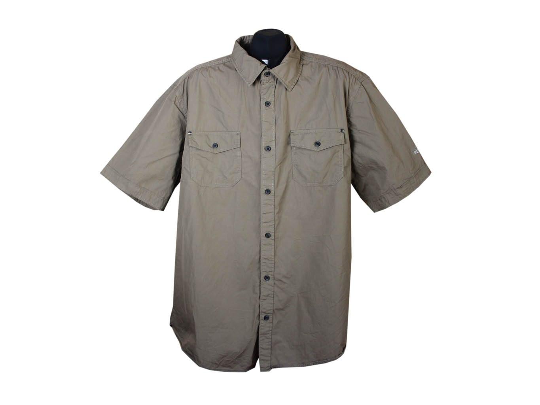 6eb6b0403deca17 Рубашка CANDA, мужская с коротким рукавом COLLECTION AT C & A, цена ...