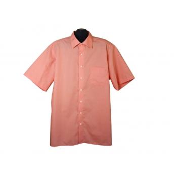 Рубашка мужская коралловая LUXOR OLYMP, XXL