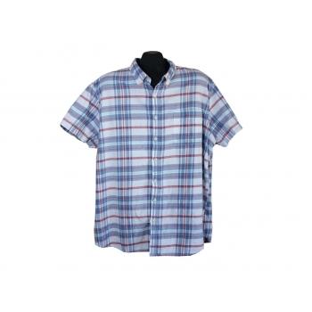 Рубашка мужская в клетку CRAFTED GOODS ANGELO LITRICO, XXL