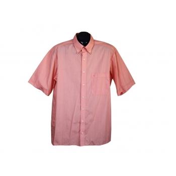 Рубашка мужская коралловая COMFORT FIT ETERNA, XL