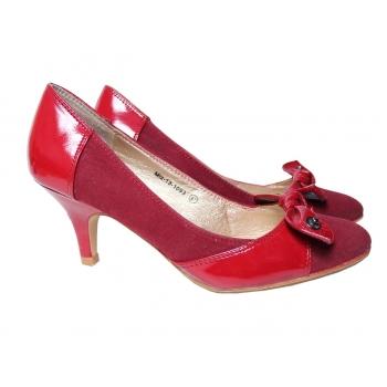 Женские красные туфли MIZIA PARIS 37 размер
