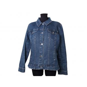 Куртка джинсовая синяя женская MARKS & SPENCER, XL