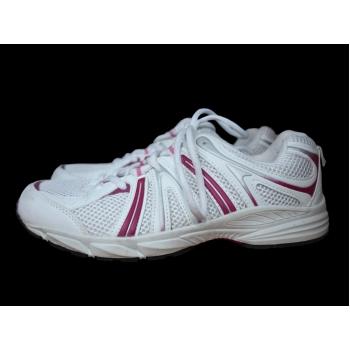 Женские белые кроссовки CRANE 37 размер