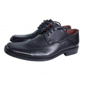 Мужские кожаные туфли MIACCI 41 размер
