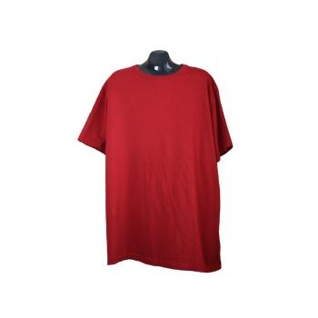 Красно-коричневая мужская футболка SONOMA