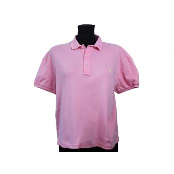 Женское розовое поло POLO RALPH LAUREN SPORT