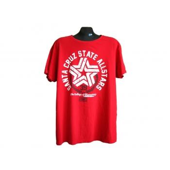 Мужская футболка красного цвета CEDARWOOD, XL