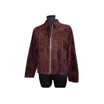 Женская коричневая куртка весна осень V&D