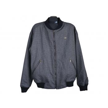 Куртка мужская утепленная двухсторонняя LACOSTE, XL