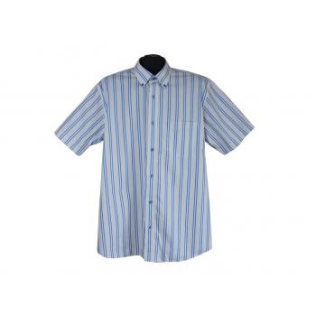 Рубашка мужская в полоску MELKA CLASSIC FIT, L