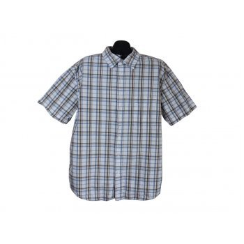 Мужская рубашка в клетку REGULAR L.O.G.G. by H&M, XXL