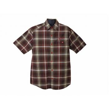 Рубашка мужская в клетку BILLABONG, L