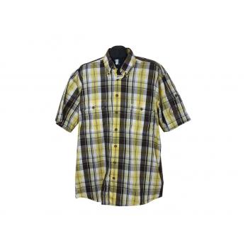 Мужская рубашка в клетку CAMEL ACTIVE, XL