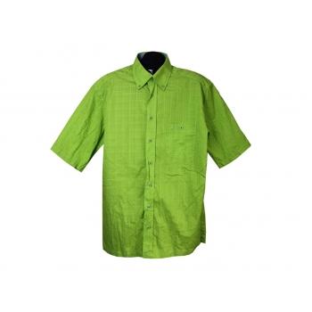 Рубашка мужская зеленая CASA MODA, XXL