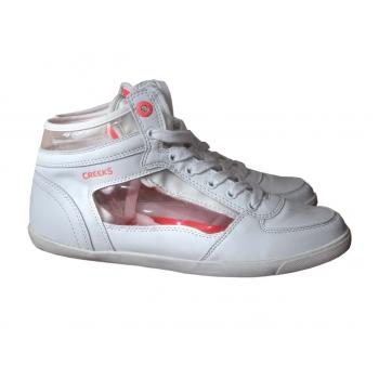 Кроссовки белые женские CREEKS 38 размер