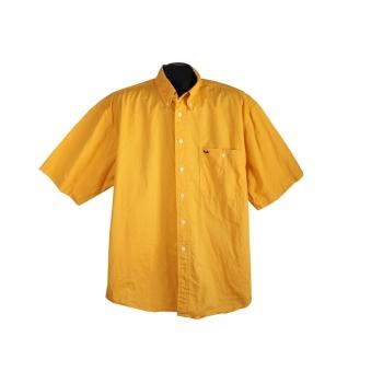 Рубашка мужская желтая GIOVANI, XL