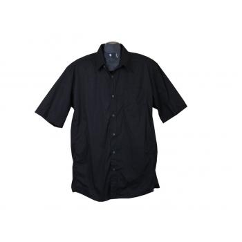 Рубашка мужская черная CLIQUE, XL