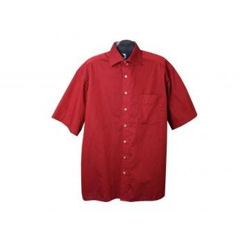 Рубашка мужская красная LUXOR OLYMP, XXL