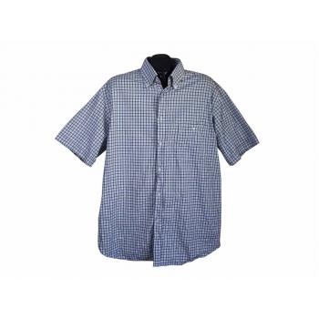 Мужская рубашка в клетку AMERIGO VESPUCCI, XL