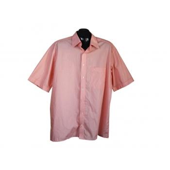 Мужская рубашка кораллового цвета COMFORT FIT ETERNA, XL