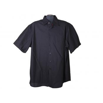 Рубашка мужская черная JAKES, 3XL