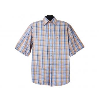 Рубашка мужская в клетку JACHS, XL