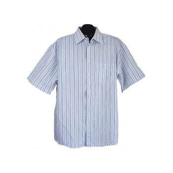 Рубашка мужская в полоску COMMANDER EASY CARE, XXL
