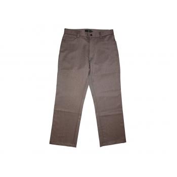 Брюки мужские шерстяные коричневые NEXT W 32 L 30