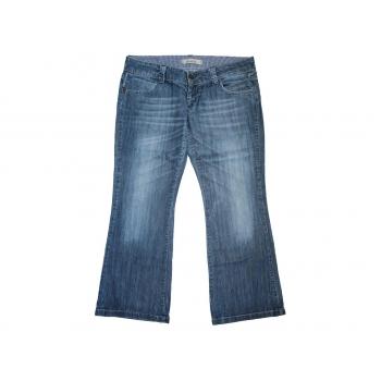 Женские широкие джинсы батал CARS