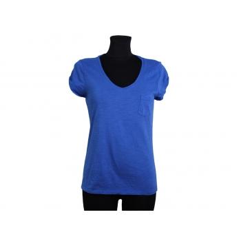 Женская синяя футболка GARCIA