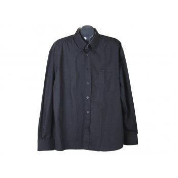 Рубашка черная мужская BURBERRY BRIT, XL