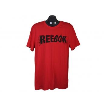 Мужская красная футболка REEBOK, M