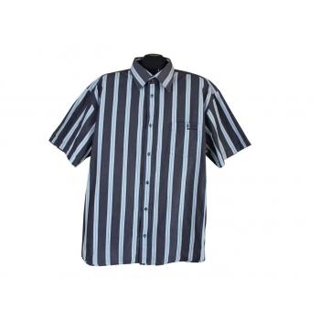 Мужская рубашка в полоску TOM TAILOR, XXL
