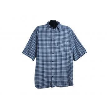 Мужская рубашка в клетку S.OLIVER, XL