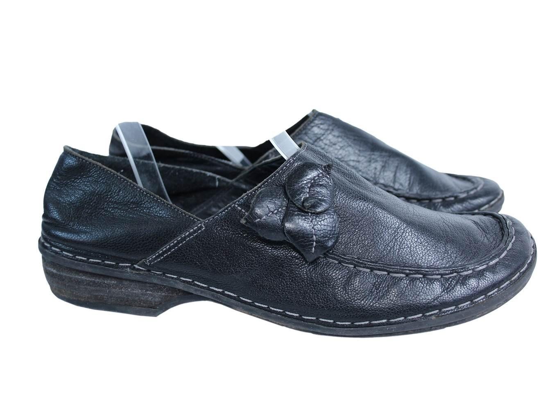 Женские кожаные туфли CLARKS 37 размер