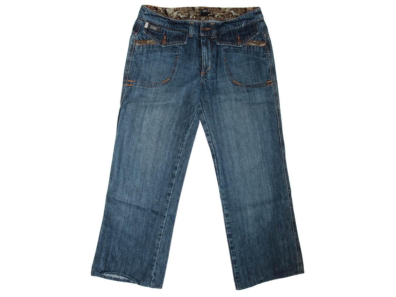 Женские широкие джинсы DIDI, М