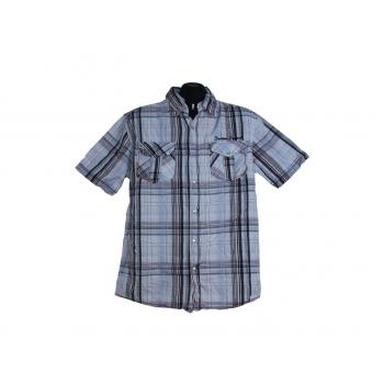 Мужская рубашка в клетку DENIM PROJECT