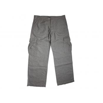 Мужские льняные брюки SELECTED CARGO W 36 L 36