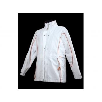 Женская белая спорт куртка весна осень YESSICA, L