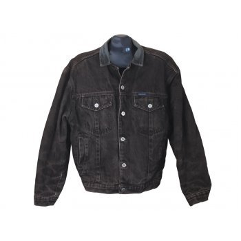 Куртка мужская джинсовая утепленная OLLY GAN, М