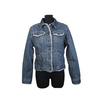 Куртка женская джинсовая утепленная DENIM, L