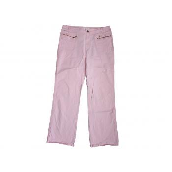 Женские розовые брюки ROSNER, М